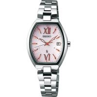 SEIKO LUKIA 櫻花紛飛太陽能女用腕錶 #45 26mm #47 1B22 #45