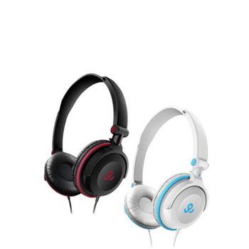 GoGear 可雙向摺疊耳罩式耳機GHP3600(二色)