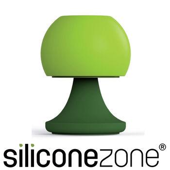 【Siliconezone】可愛檯燈胡椒鹽罐-綠色