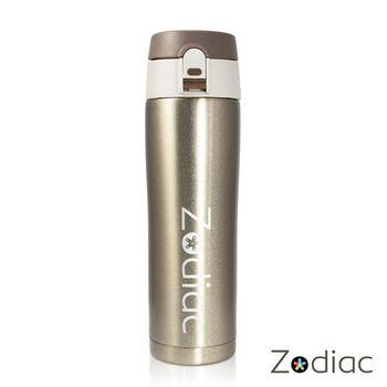 Zodiac諾帝亞 #316不銹鋼彈蓋式真空保溫瓶450ml(ZOD-MS0201)