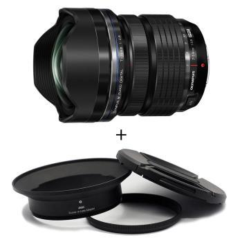 Olympus M.ZD 7-14mm F2.8 鏡頭(公司貨) + STC 鏡接環 套組