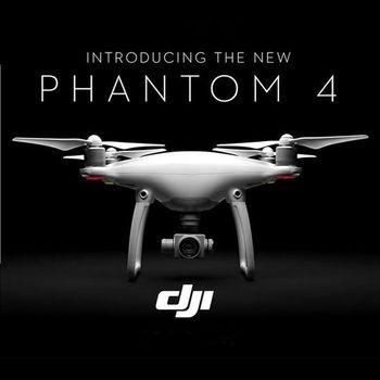 DJI Phantom 4 高畫質  空拍機