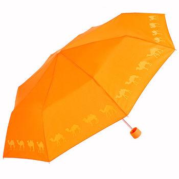 【雨傘詩人Poet of Umbrella】動物剪影折傘- Carry it  Carry On 駱駝-折傘