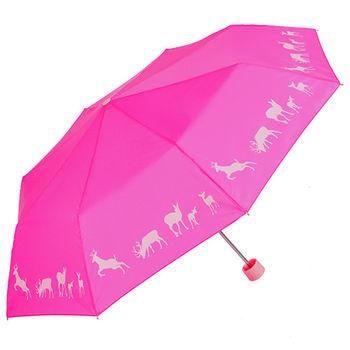 【雨傘詩人Poet of Umbrella】動物剪影折傘- Serendipity 小鹿斑比-折傘