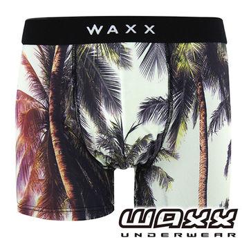 《WAXX》度假聖地運動快乾型男內褲