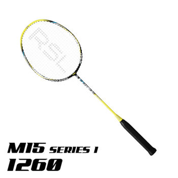 【RSL】2016 M15 1260 羽球拍-單拍(附拍套)