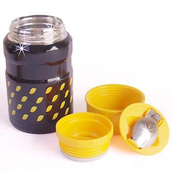 304不鏽鋼真空保溫燜燒罐/燜燒杯(500mll)