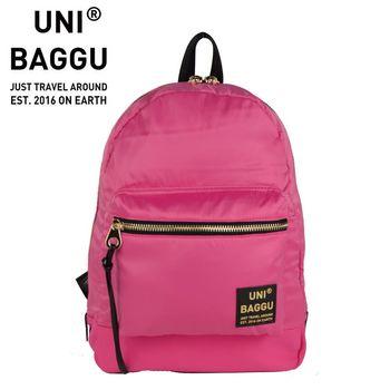 【UNI BAGGU】高密度尼龍空氣後背包-10色任選