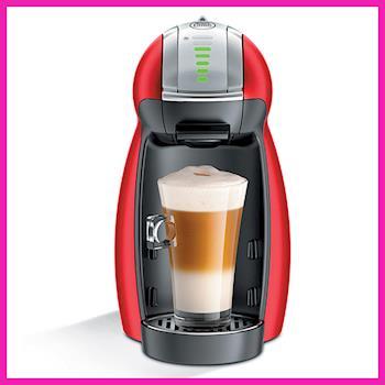 雀巢咖啡 Dolce Gusto咖啡機 Genio2 星夜紅