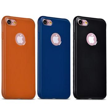 【HOCO】Apple iPhone 7 果戀實色 TPU 軟套