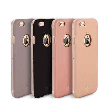 【Oucase】Apple iPhone 6/6S Plus 騎士皮背套