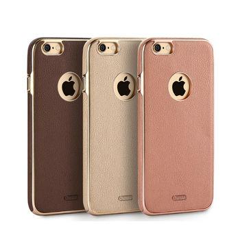 【Oucase】Apple iPhone 6/6S Plus 伯爵皮背套