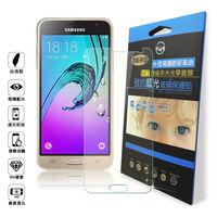 ~ 製~COOL Samsung Galaxy J3 全波段抗藍光玻璃貼