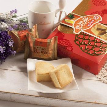 【義美】鳳梨酥禮盒*8盒(10入/500g/盒 附提袋)