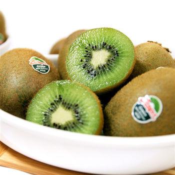 【愛上水果】紐西蘭ZESPRI綠奇異果2箱(27-30顆/原裝箱)