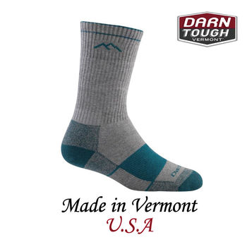 【美國DARN TOUGH】Coolmax Boot Sock Full Cushion  健行系列3/4襪 深灰色