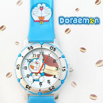 哆啦A夢可愛膠錶