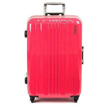 MOM 日本品牌 - 28吋彩框旅行箱 RU-6008-28-PK