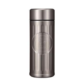 日本 CB Japan Qahwa第三波精品咖啡專用保冷保溫杯 - 酷炫銀