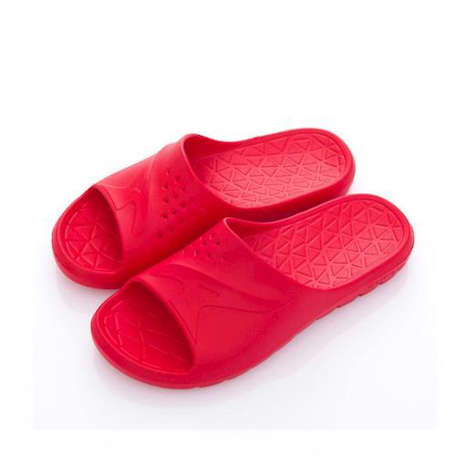 【美國 AIRWALK】AB拖 For your JUMP 超彈力防水輕量EVA拖鞋 -  魅惑紅