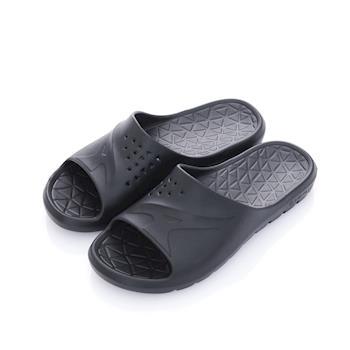 【美國 AIRWALK】AB拖 For your JUMP 超彈力防水輕量EVA拖鞋 -  武士黑