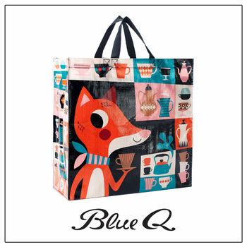 Blue Q 大購物袋 - Foxy 狐狸小姐 (雙背帶款)