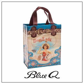 Blue Q 手提托特包 - Boss Lady  大女人