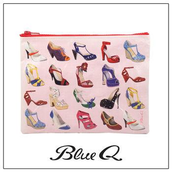 Blue Q 拉鍊袋 - Shoes 愛鞋一族
