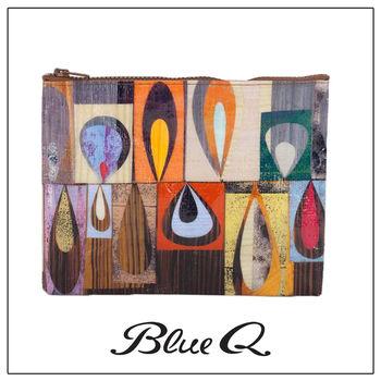 Blue Q 拉鍊袋 - Droplet 水滴