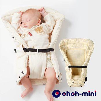 ohoh mini 孕婦裝 揹巾保護墊- 輕鬆揹心貼心系列-格紋卡