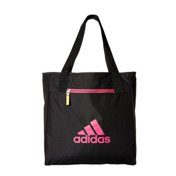 【Adidas】2016時尚Studio雙面黑橘彩色手提包(預購)