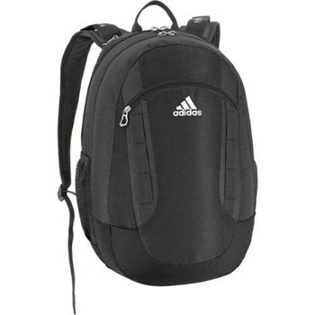 【Adidas】2016時尚Excel黑碳灰色大後背包(預購)