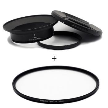 STC Screw-in Lens Adapter 超廣角鏡頭 濾鏡接環組 +UV 105mm (for OLYMPUS 7-14mm專用)