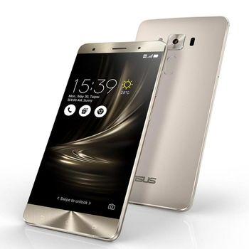 ASUS ZenFone 3 Deluxe 64G/6G 雙卡智慧手機 ZS570KL★送螢幕保貼+軟背殼