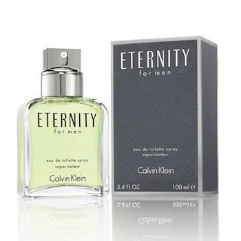 Calvin Klein Eternity 永恆男性淡香水 100ml