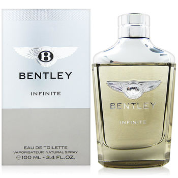BENTLEY 賓利 INFINITE 無限 男性淡香水 100ml