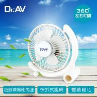 ~Dr.AV~360°USB強風扇 FAN~180W