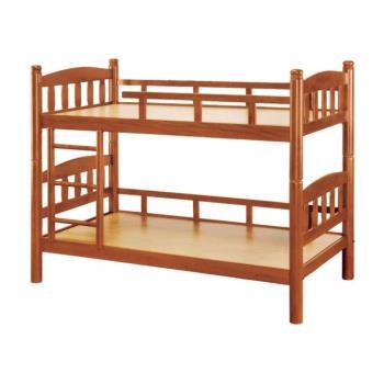 Bernice-莉達3.3尺單人雙層床架