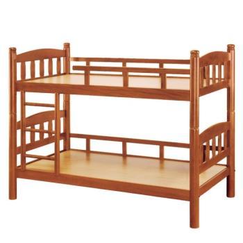 Bernice-莉達3.8尺單人雙層床架