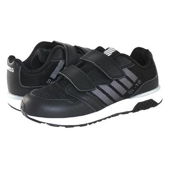 K-Swiss Si-18 Trainer 2.5 Strap運動鞋-童-黑/白