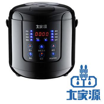 【大家源】五人份微電腦多功能LED觸控電子鍋(TCY-3605)