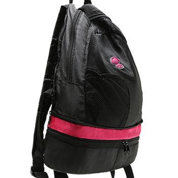 Uni Bag 樂活輕量尼龍折疊旅行收納二用後背包