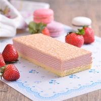 ~Ajinomoto味之素~ 直送草莓千層蛋糕 ^#40 430g ^#47 條 ^#41