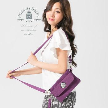 【PrincessSecret】超輕量大容量手拿側背小包【P-B2060410505】