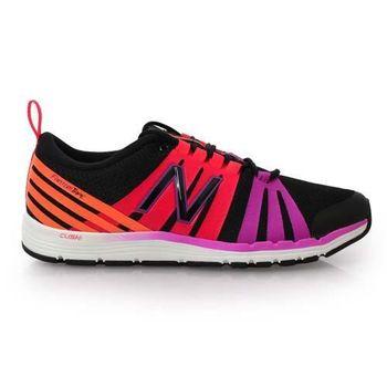 【NEWBALANCE】811系列 女慢跑訓練鞋- 路跑 黑橘紫紅