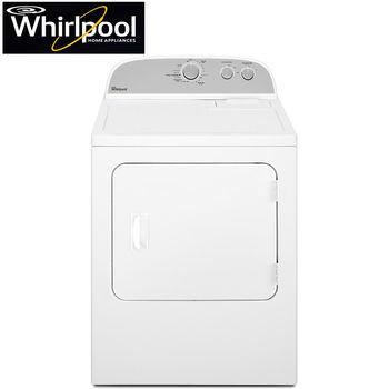【Whirlpool惠而浦】12KG瓦斯型乾衣機 WGD4815EW