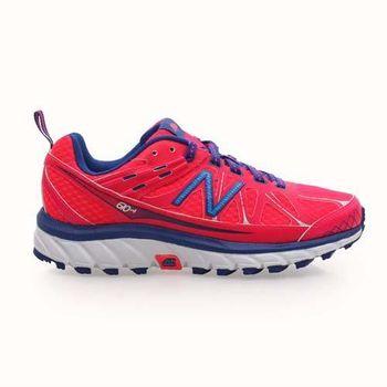 【NEWBALANCE】610 V4系列 女越野跑鞋- 路跑 慢跑 運動 NB 桃紅藍
