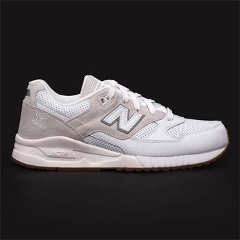 【NEWBALANCE】530系列 男復古休閒鞋- NB N字鞋 白