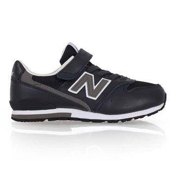 【NEWBALANCE】996系列 男女中童休閒鞋-WIDE-寬楦 NB N字鞋 丈青灰
