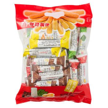 【北田】蒻糙米捲-綜合口味(320gx12包)